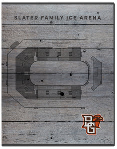Kindred Heart 16x20 Ice Arena