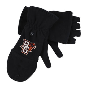 Logofit Drop Top MicroFleece Flip Top Mitten