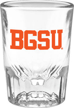 RFSJ 2oz Shot Glass with BGSU