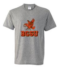 Jupmode Vintage Falcon and BGSU SS Tee