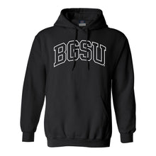 MV Comfort Fleece Hood BGSU