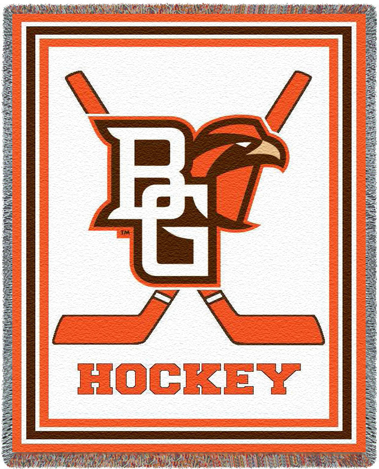 Jardine BGSU Hockey Throw