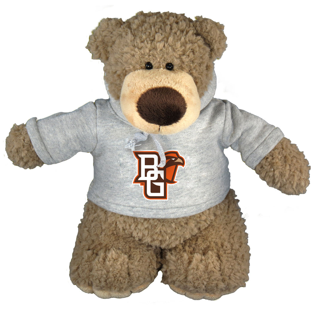 Plush Medium Archie Bear with Hood