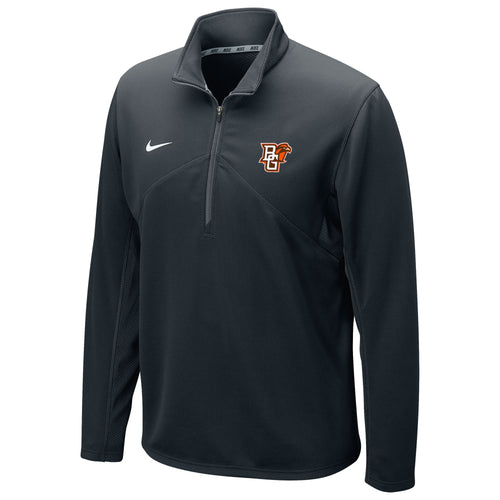 Nike Men's Black Drifit Training 1/4 Zip