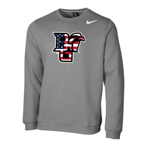 Nike Americana Club Fleece Crew Sweatshirt