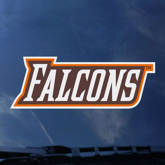 Falcons Wordmark Decal