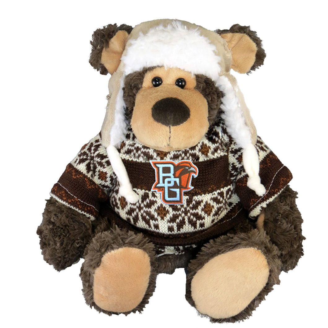 Big Cozie Bear w/ Embroidered