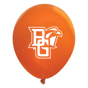Jardine Orange BGSU 10 Pack Balloons