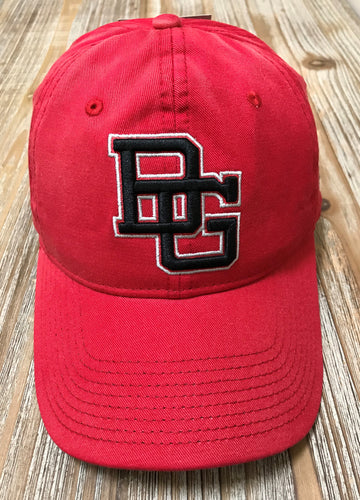 Game Fitted Hat Bobcats Red G164