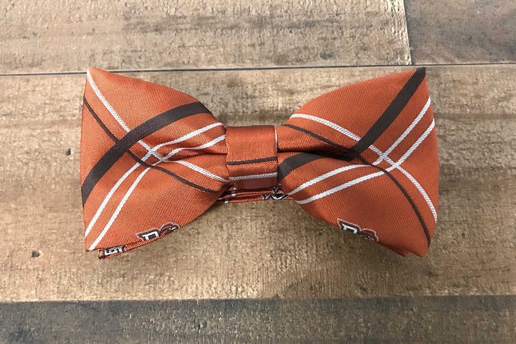 Jardine Orange Cross Bowtie