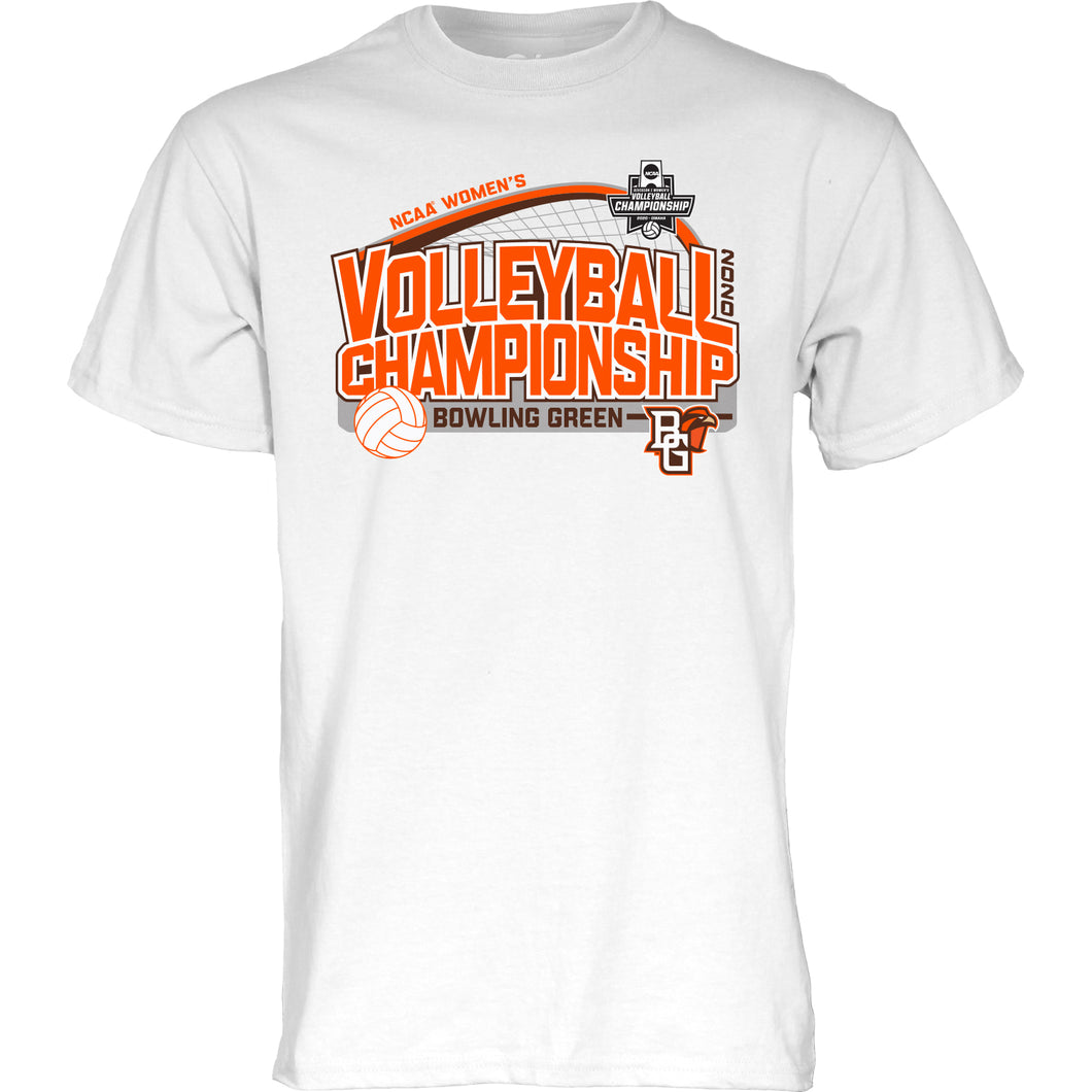 Volleyball NCAA Tournament SS Tee