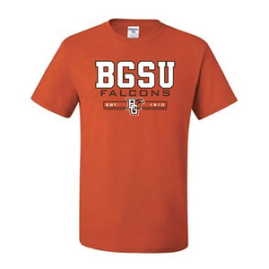Jupmode BGSU with Primary Mark SS Tee