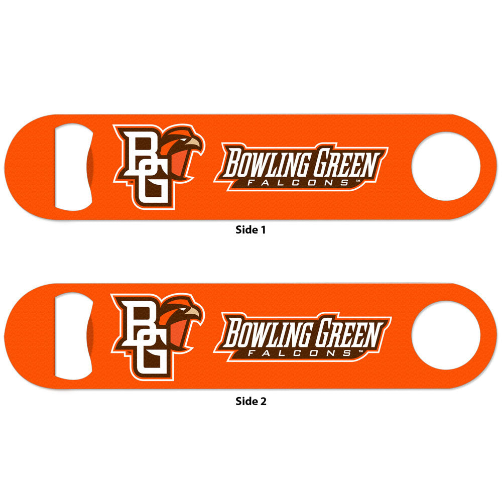 Bowling Green Falcons Metal Bottle Opener