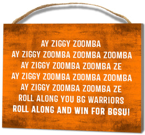 Kindred Heart Small Plaque Ay Ziggy Zoomba