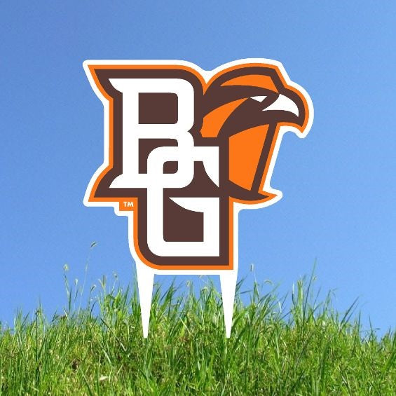 CDI BG Falcons Logo Yard Sign