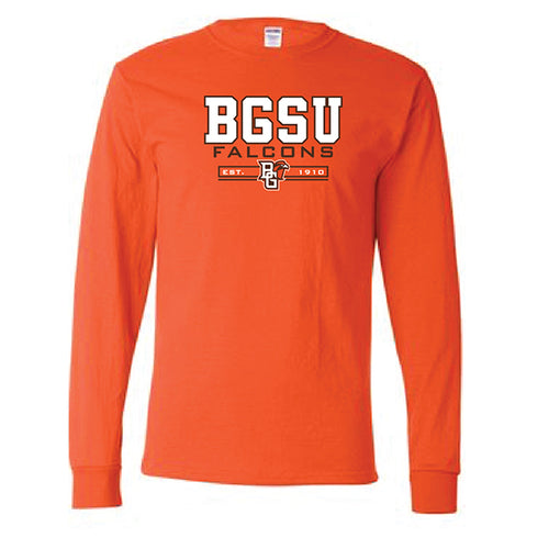 Jupmode BGSU with Primary Mark LS Tee