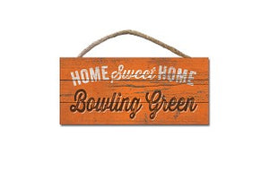 Legacy Home Sweet Home Wood Plank Hanging Sign 10X5