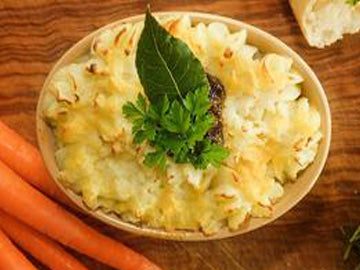 Mountain Lamb Pie
