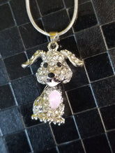 Cute Puppy Necklace