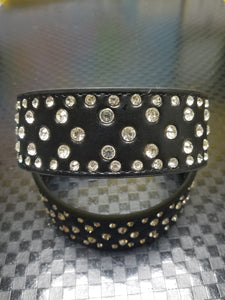 Bling Jeweled Collar 2 Inch