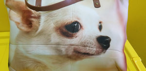 Lazy Chihuahua Shoulder Bag(DS001)
