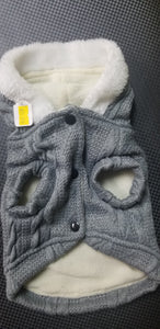Knitted Hooded Jackets(CL017)