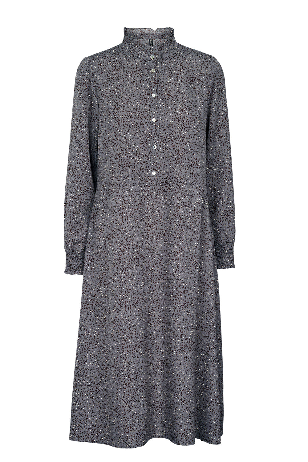 Prepair Jody Kjole Dress Blue Grey