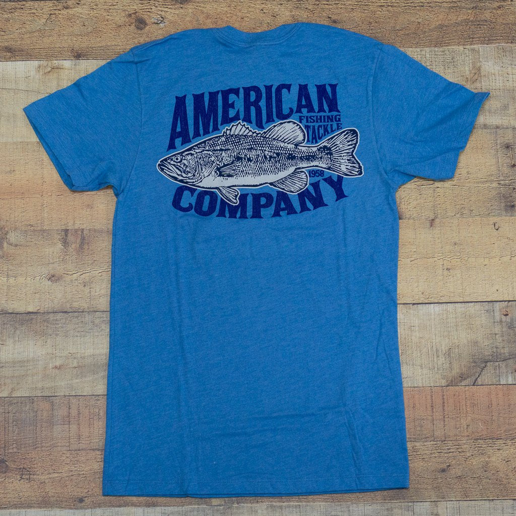 AFTCO MFG Men's Tees Aftco Bucket Mouth Tee || David's Clothing