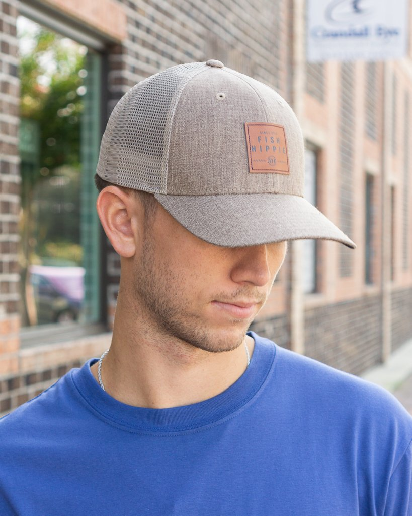 FISH HIPPIE Men's Hats Khaki / one size Fish Hippie Field Agent || David's Clothing FHH5030