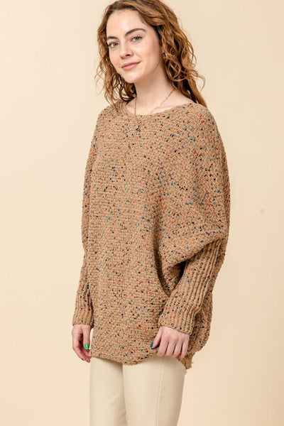 HYFVE INC. Women's Cardigans Dolman Sleeve Sweater || David's Clothing