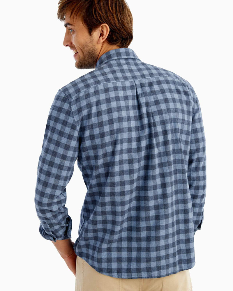 JOHNNIE O Men's Sport Shirt Johnnie-O Hawkins Hangin' Out Button Down Shirt || David's Clothing
