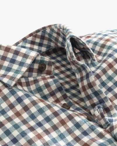 JOHNNIE O Men's Sport Shirt Johnnie-O Partee Hangin' Out Button Down Shirt || David's Clothing