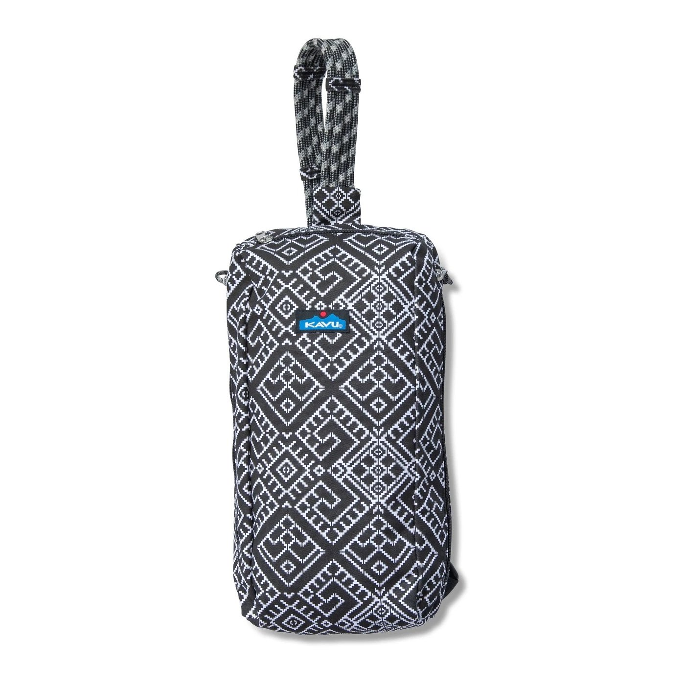 KAVU Back Packs TILE MAZE / os KAVU Switch Slinger Back Pack || David's Clothing 9299-1400
