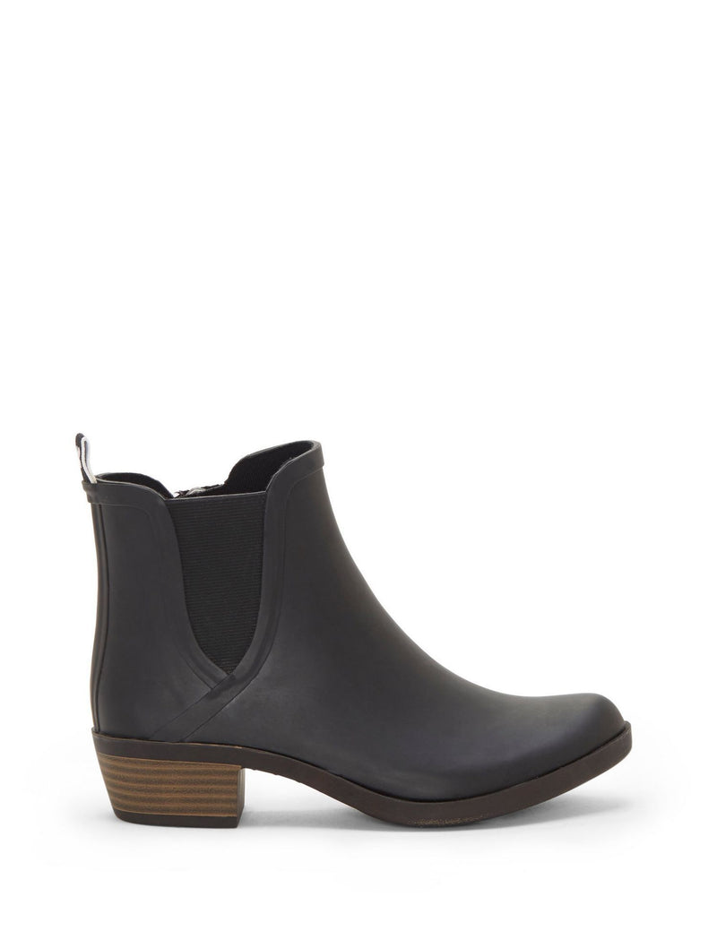 LUCKY BRAND Women's Shoes Lucky Brand Women's Basel Rainboot - Black || David's Clothing