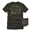 OVER UNDER CLOTHING Men's Tees Over Under Early Season SS T-Shirt Charcoal || David's Clothing