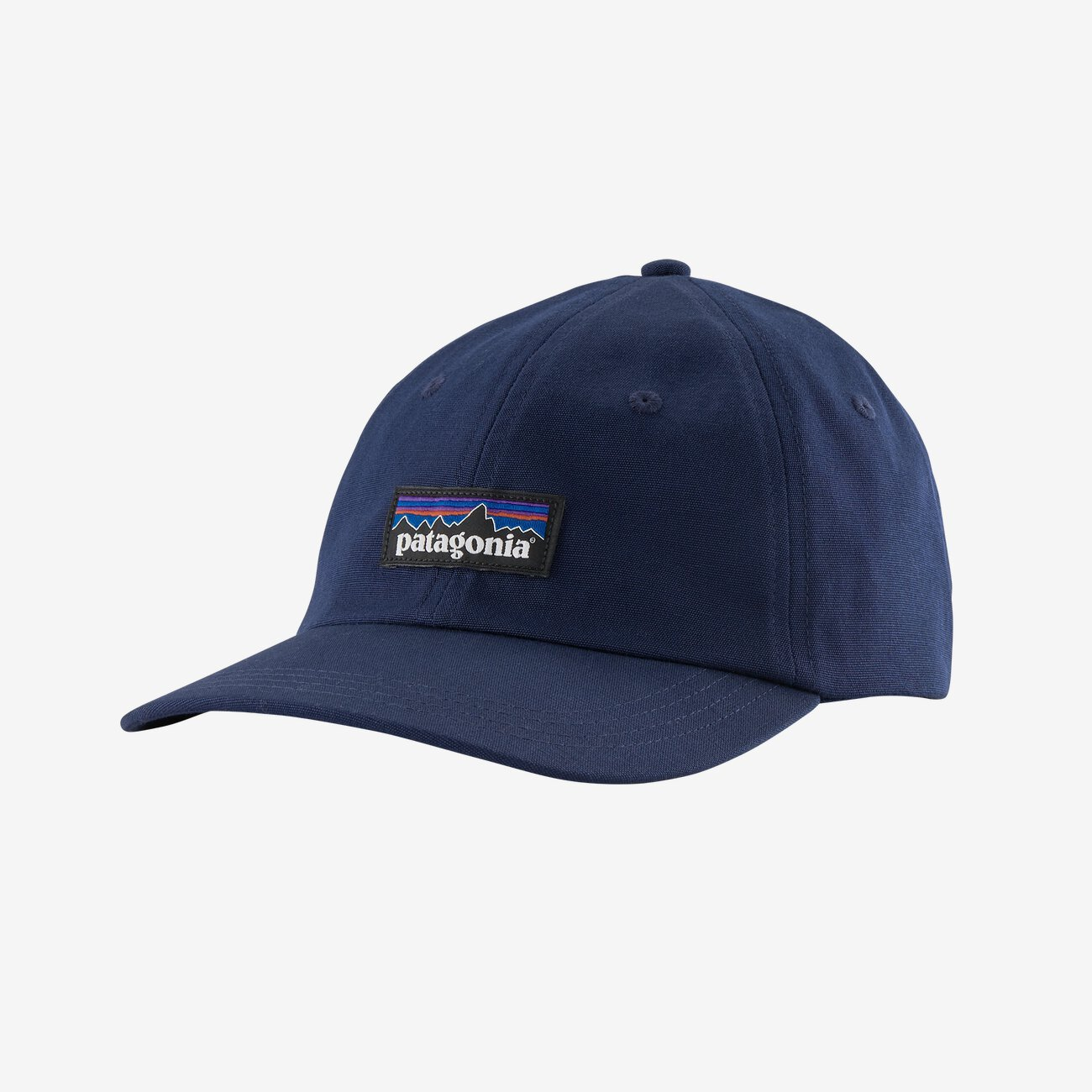 PATAGONIA Men's Hats CLASSIC NAVY / One Size Patagonia P-6 Label Trad Cap || David's Clothing 38296CNY