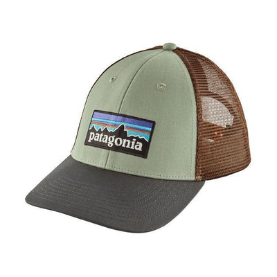 PATAGONIA Men's Hats one size / Celedon Patagonia Men's P-6 LoPro Trucker Hat || David's Clothing 38016