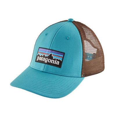 PATAGONIA Men's Hats one size / Mako Blue Patagonia Men's P-6 LoPro Trucker Hat || David's Clothing 38016