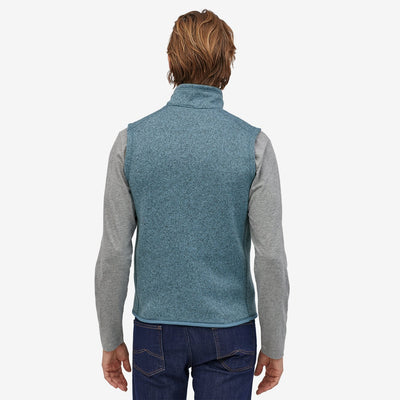 PATAGONIA Men's Outerwear Patagonia Men's Better Sweater Fleece Vest || David's Clothing