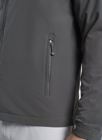 PETER MILLAR Men's Outerwear Peter Millar Wind-Drift Softshell Jacket || David's Clothing