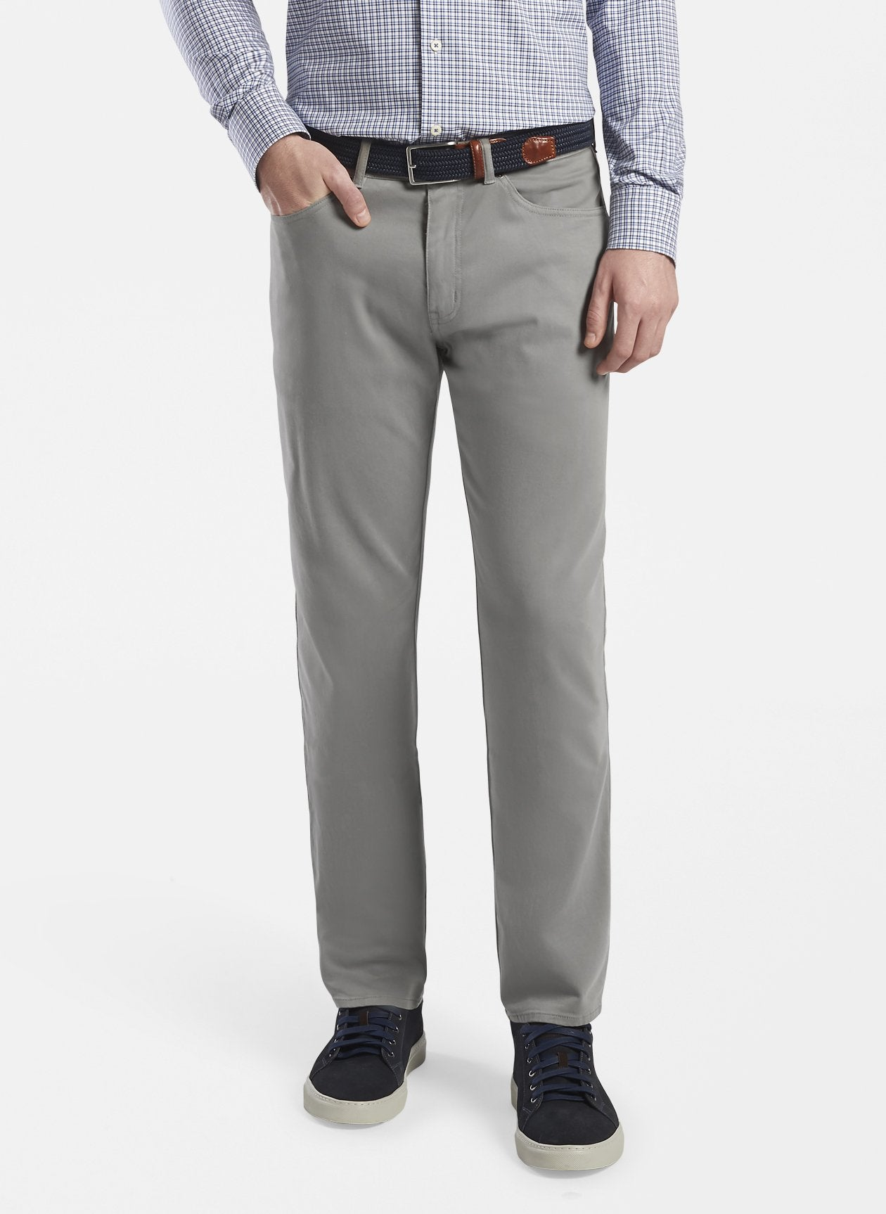 PETER MILLAR Men's Pants GALE / 32 Peter Millar Ultimate Sateen Five-Pocket Pant || David's Clothing ME0B39G