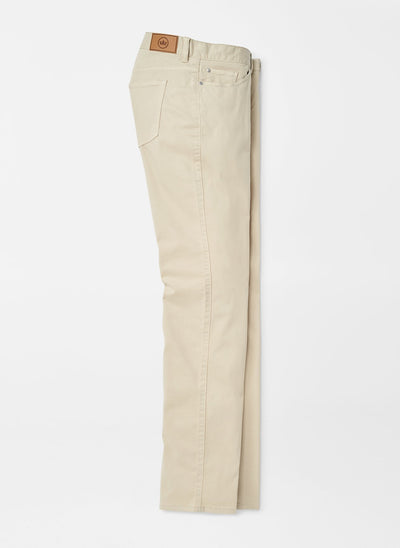 PETER MILLAR Men's Pants SAND / 34 Peter Millar Ultimate Sateen Five-Pocket Pant || David's Clothing ME0B39SND