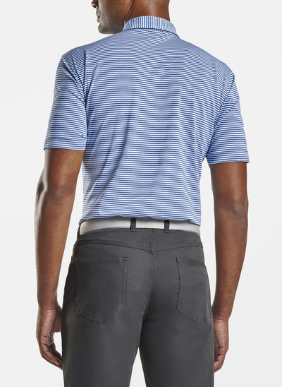 PETER MILLAR Men's Polo Peter Millar Hales Performance Polo || David's Clothing