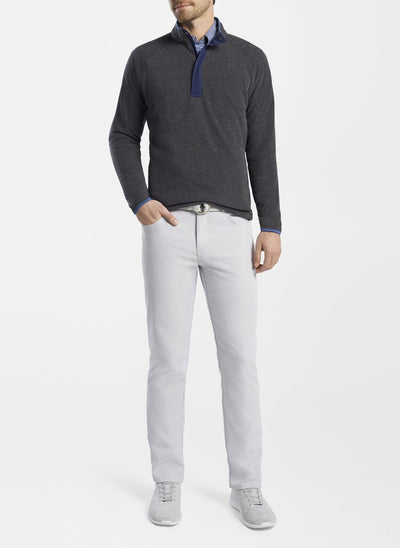 PETER MILLAR Men's Pullover Peter Millar Cloudglow Micro Fleece Half-Zip || David's Clothing