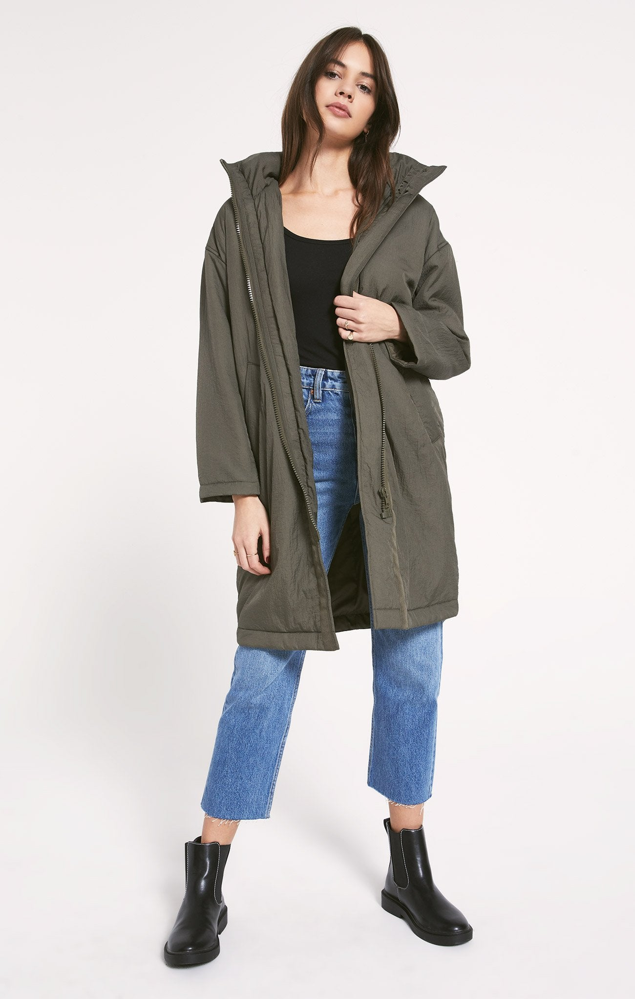 RAG POETS Women's Outerwear Rag Poets Helsinki Jacket || David's Clothing