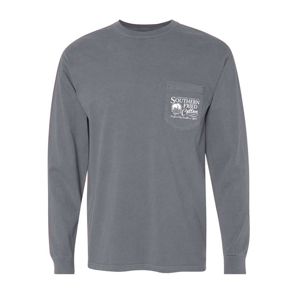 SOUTHERN FRIED COTTON Men's Tees Southern Fried Cotton Don't Tread - Long Sleeve || David's Clothing