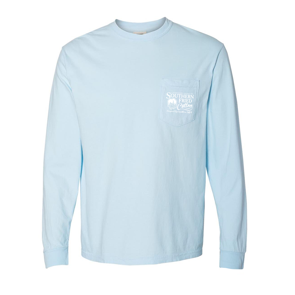 SOUTHERN FRIED COTTON Women's Tees Southern Fried Cotton Retrieving - Longe Sleeve || David's Clothing