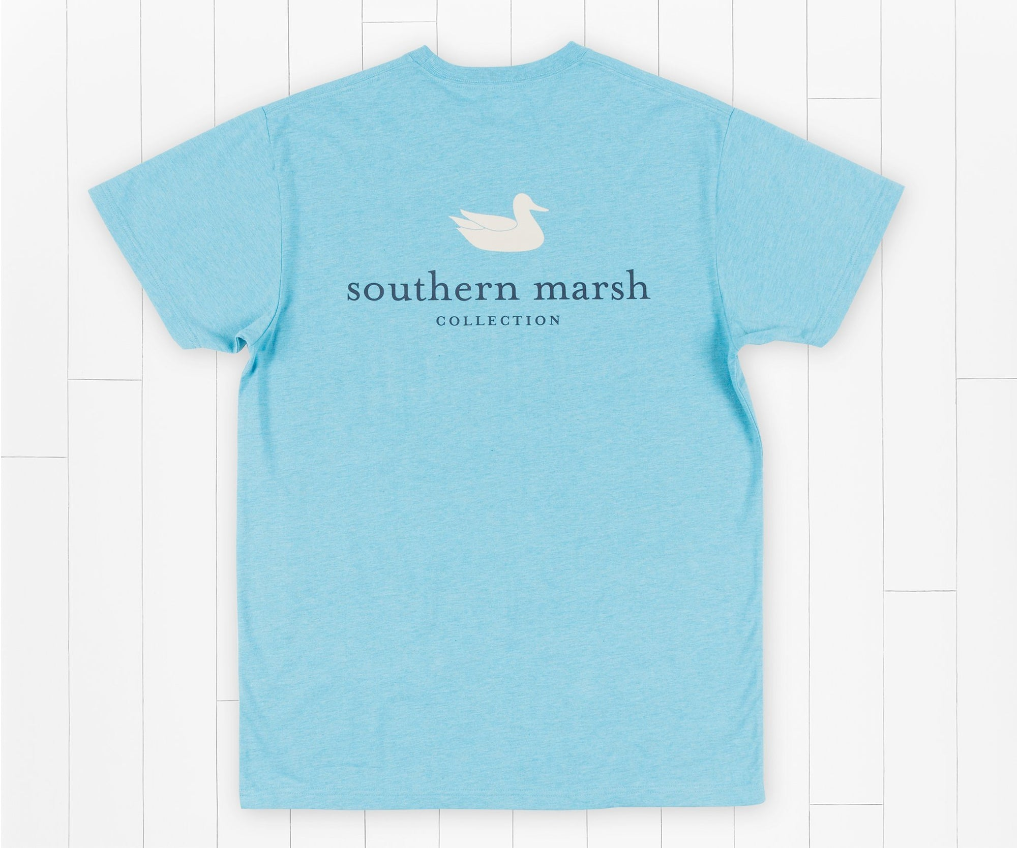 SOUTHERN MARSH COLLECTION 9-Mat Men's Knit Shi