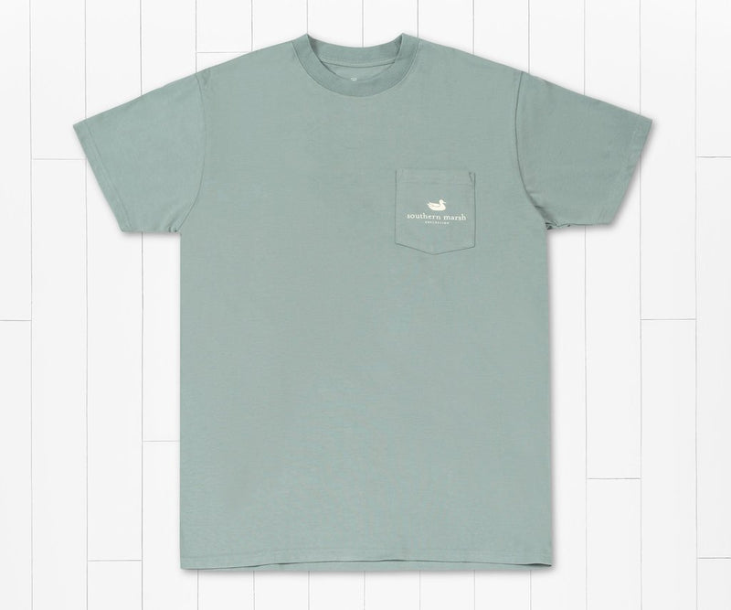 SOUTHERN MARSH COLLECTION Men's Tees Southern Marsh Mountain Pass Tee || David's Clothing