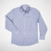 Southern Point Co. Men's Sport Shirt GERANIUM / XS Southern Point Youth Hadley Performance Sportshirts || David's Clothing YHFP08